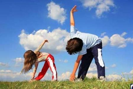 физкультура и свжий воздух